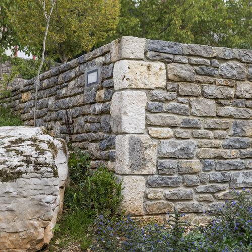 облицовочная пластина из натурального камня / для улицы