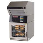 электрическая печь / для профессионального использования / паровая / смешанный тип