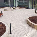 плитка для улицы из клинкера / для пешеходов / для общественных мест / для экстерьера