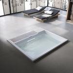 ванна из бетона / для профессионального использования