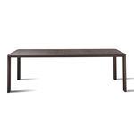 современный стол / из дерева / из стекла / из камня