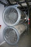 вентилятор для дымоудаления / промышленный / из металла