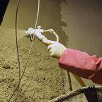 изоляционный материал противопожарная защита / термоакустический / из вермикулита / для внутреннего пространства