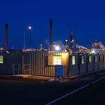 контейнер для промышленного применения / для стройки