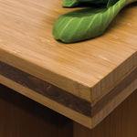 рабочая поверхность из бамбука / для кухни