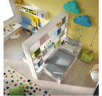 желтая детская комната / из лакированной древесины / унисекс