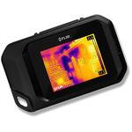 переносная термографическая камера / для интерьера / инфракрасная / для диагностики зданий