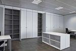 встроенный шкаф для профессионального использования / из ламината