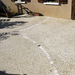 напольное покрытие из бетона / для домашнего использования / для профессионального использования / другие форматы