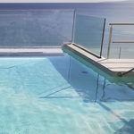 заглубленный бассейн / из бетона / из вспененного полистирола / для оздоровительного центра