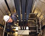 электрический лифт / для профессионального применения / для высотных зданий