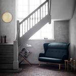 современный диван / из ткани / из дуба / от Jaime Hayon