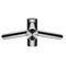 однорычажный смеситель для кухонной раковины / настенный / из нержавеющей стали / для интерьераDYSON® AIRBLADE™ : AB09Neo-Metro