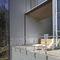 ограждение из нержавеющей стали / со стеклянными панелями / для интерьера / для улицы