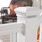Ограждение из алюминия / из ПВХ / со стеклянными панелями / с тросами RADIANCERAIL® AZEK Building Products