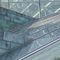 панельная тонкостенная перегородка / из стекла / из металла и стекла