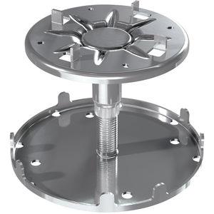 контактный штифт для технического пола из гальванизированной стали