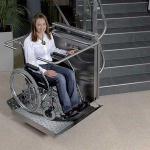 подъемная платформа для лиц с ограниченными возможностями