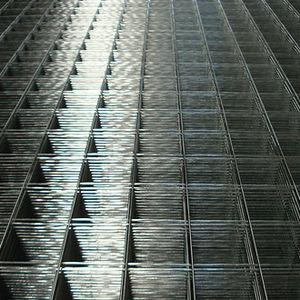 сварная решетка из гальванизированной стали