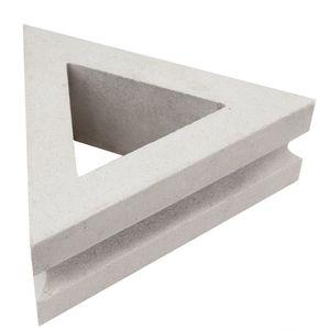 полый бетонный блок