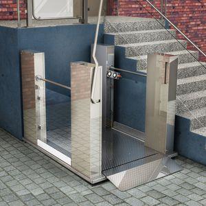 подъемная платформа доступа / для инвалидной коляски / для интерьера / для наружного применения