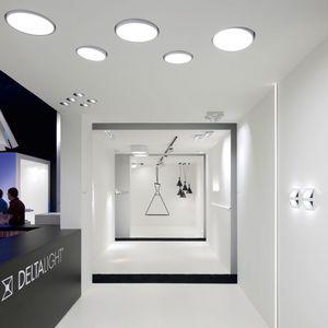 встраиваемый светильник в потолок