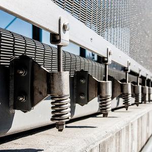 крепежная система из нержавеющей стали