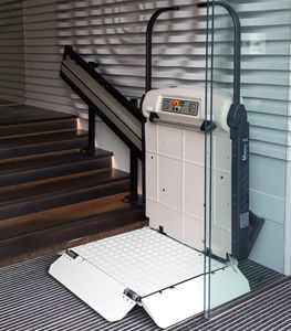 платформа для подъема по лестнице для лиц с ограниченными возможностями