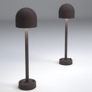 столбик освещения для сада / современный / из алюминия / LED