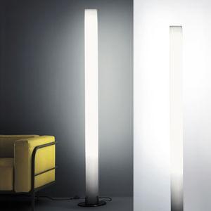 современная световая колонна / из поликарбоната