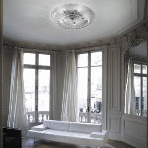 классический потолочный светильник / круглый / из муранского стекла / LED