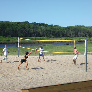волейбольная сетка для игровой площадки