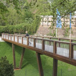 мост с балками