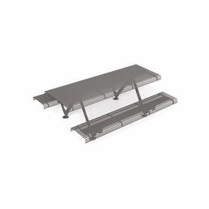 современный комплект стол-лавки