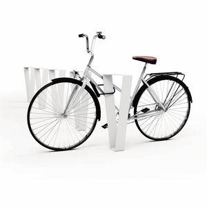 парковка для велосипедов из гальванизированной стали