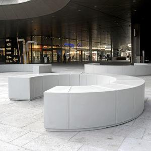 общественная скамейка уникальный дизайн