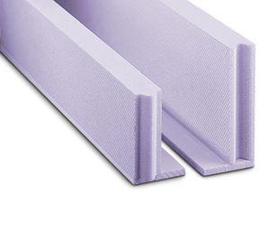 блок для обшивки из полистирола