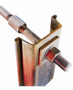 ребристая арматура для армированного бетона
