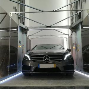 гидравлический Лифт для машины