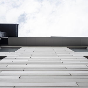 облицовка фасада из стеклобетона