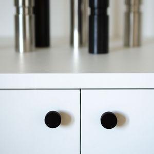 современная круглая ручка для мебели