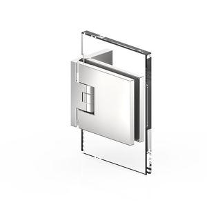 шарнир для стеклянной двери