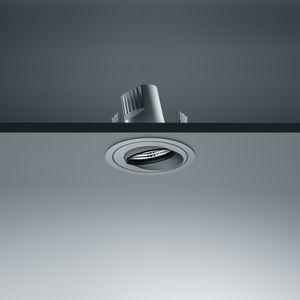 встраиваемый точечный светильник в потолок