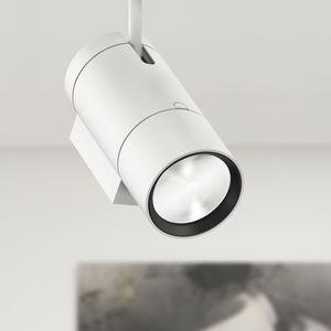 выступающий точечный светильник