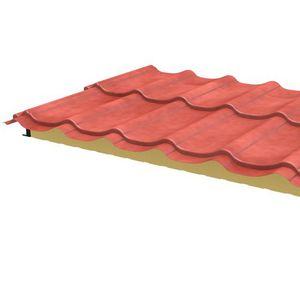 сэндвич-панель для покрытий
