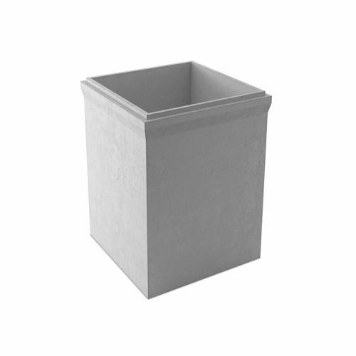 сборный резервуар / для сбора дождевой воды / из бетона