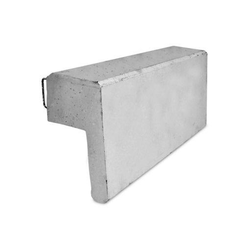 обрамление для тротуара / из бетона / линейное