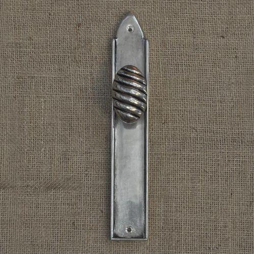 классическая круглая дверная ручка / из бронзы / из сплава