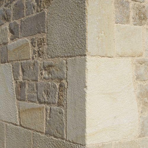 облицовочная пластина из натурального камня / для наружного применения / угловая