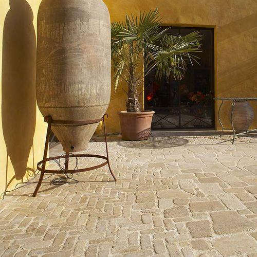 плитка для улицы для террасы / из натурального камня / для наружного применения